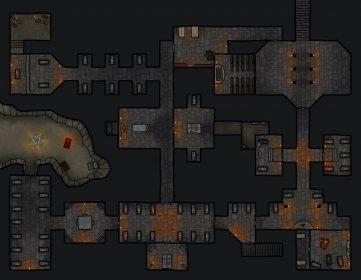 Tajemnice katakumb – scenariusz RPG z dreszczykiem