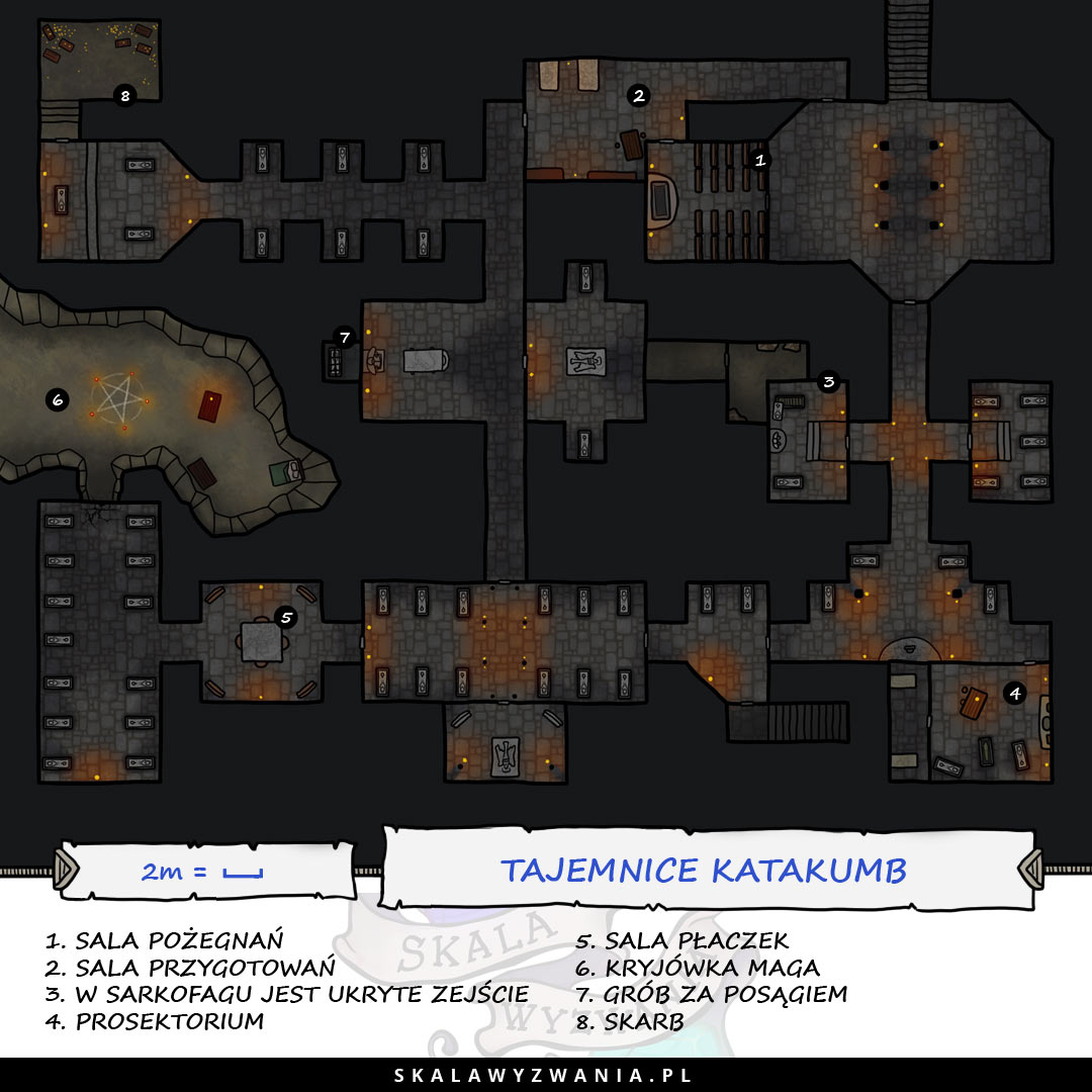 Darmowy pomysł na sesję RPG dark fantasy