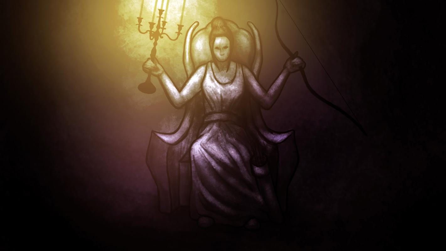 Królowa Kanibali – zagadka z tabeli w Mistrzu Podziemi
