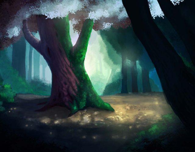 dnd sesja rpg wysoki las