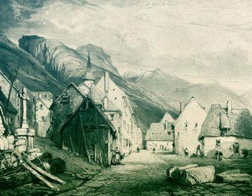 100 urokliwych, ale i mrocznych nazw dla wsi i miasteczek fantasy